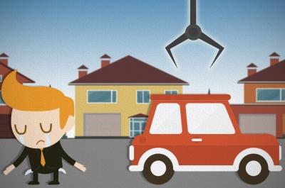 Если просрочить платежи за лизинг авто, транспортное средство отберут