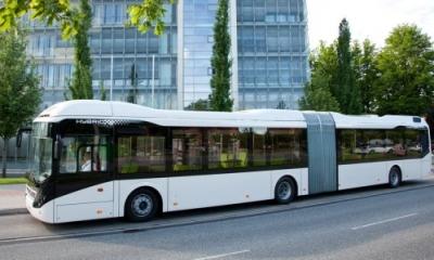 Категоря DE в водительских правах используется редко, в основном для вождения автобусов-гармошек
