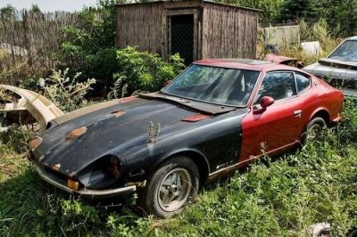 Снятие старого автомобиля и транспорта не на ходу выгодно - налоги за него больше платить не придется