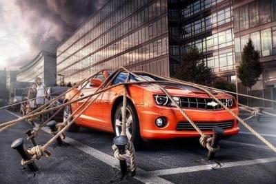 Страхование КАСКО защищает автомобиль от ущерба и угона