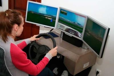 Тренажер для обучения на права в хорошей автошколе
