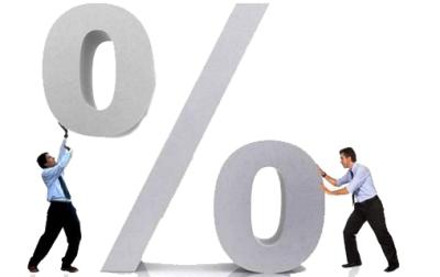 В среднем процентные ставки на автокредиты в российских банках колеблются от 8 до 15 в год
