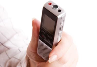 Запись разговора с ДПС на диктофон - самый удобный способ фиксации общения