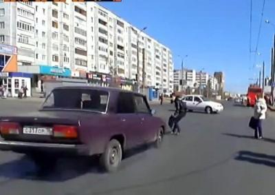 штраф за сбитого пешехода