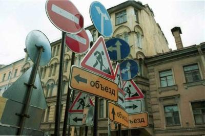 Если знак кирпич расположен в неправильном месте, можно требовать снятия штрафа за проезд под ним