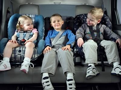 Какой штраф грозит за перевозку детей без кресла и есть ли другие наказания?