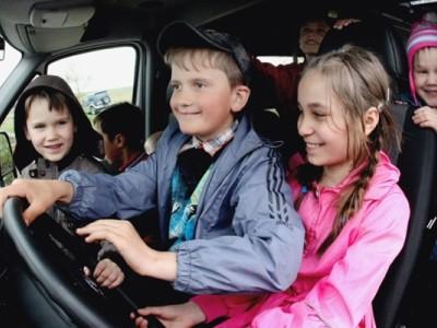 Многодетные семьи могут получить льготу по транспортному налогу