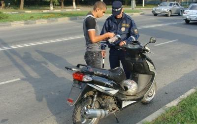 Можно ли управлять мотоциклом без прав?