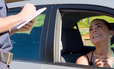 За парковку и заезд на газон в ряде областей водителю придется заплатить штраф