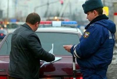Как происходит лишение водительских прав порядок