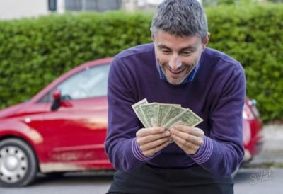как продать машину если договор на мужа