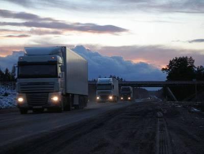 налог на грузовые автомобили свыше 12 тонн когда появится