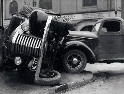 Когда началось автострахование