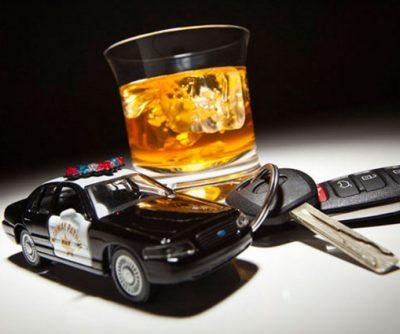 Закон на лишение прав водит за алкогол
