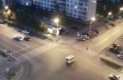 Штраф за то что не пропустил пешехода не на пешеходном переходе