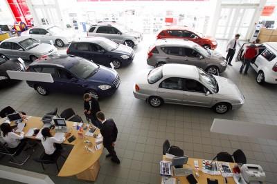 Сдать авто на продажу в автосалон