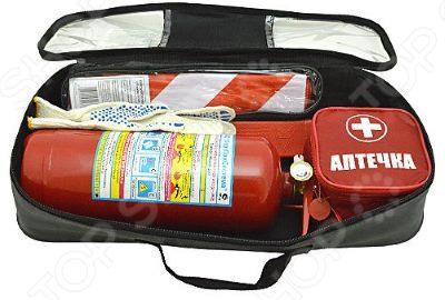 Обязательно ли иметь огнетушитель и аптечку в машине