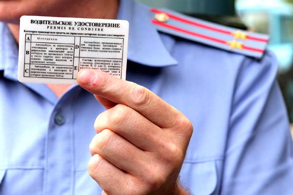 Срок действия водительского удостоверения по номеру